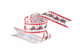 Doric Christmas Ribbon: Sleigh & Reindeer 38mm